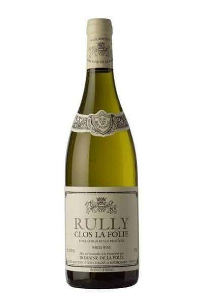 Domaine De La Folie Rully Chardonnay