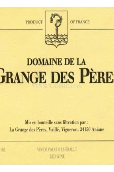 Domaine de la Grange des Peres IGP Pays d'Herault 2010