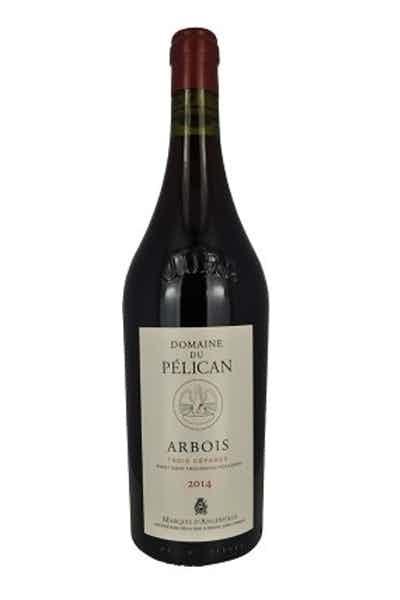 Domaine du Pelican Arbois Trois Cepages 2014