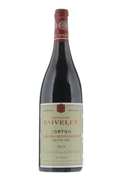 "Domaine Faiveley Corton ""Clos Des Cortons Faiveley"" Grand Cru 2013"