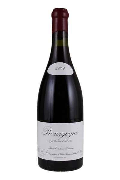 Domaine Leroy Burgundy Pinot Noir