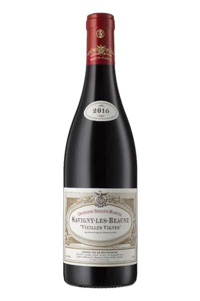 """Domaine Seguin Manuel - Savigny Les Beaune """"Vieilles Vignes"""""""