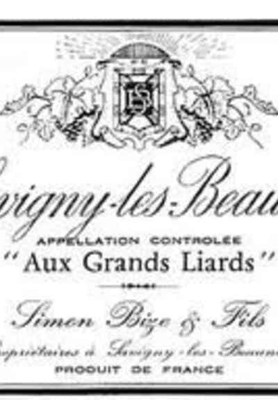 Domaine Simon Bize Savigny Grands Liards