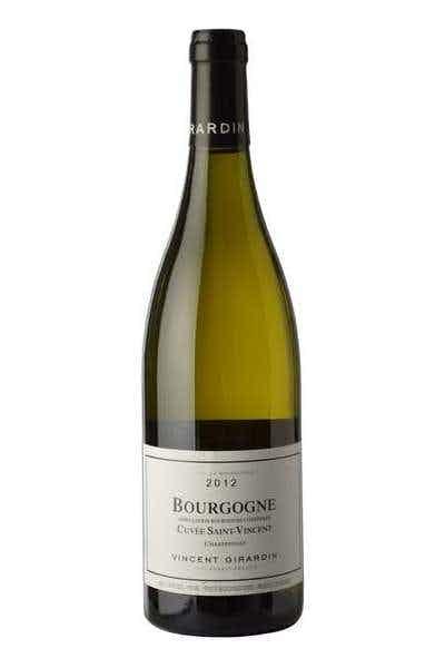 Domaine Vincent Bourgogne Blanc 2014