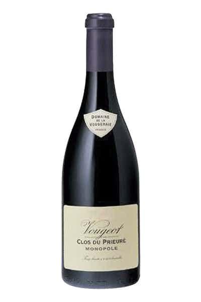 """Domaine Vougeraie Vougeot """"Le Clos Prieure""""Rouge Monopole 2012"""