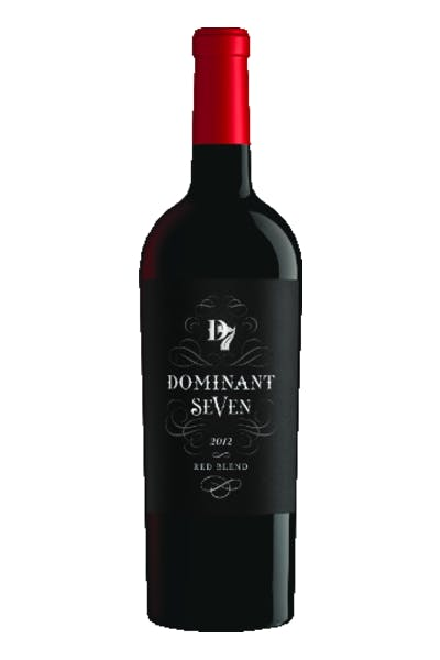 Dominant Seven Red Blend