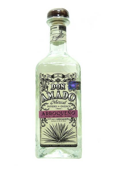 Don Amado Mezcal Arroqueno
