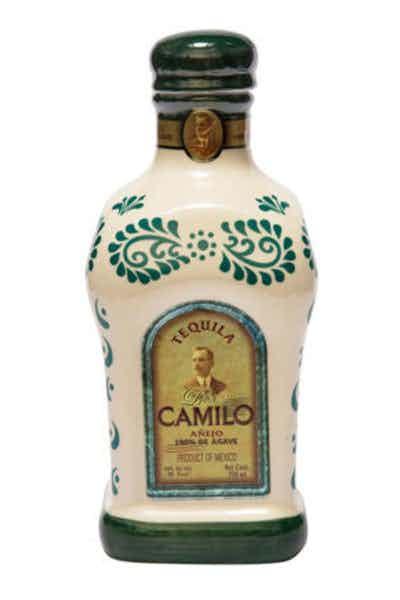 Don Camilo Anejo Tequila