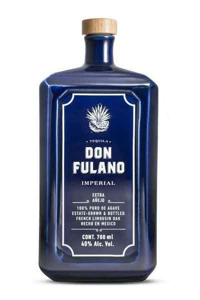 Don Fulano Imperial Extra Anejo Tequila 5 Year