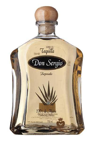 Don Sergio Reposado Tequila