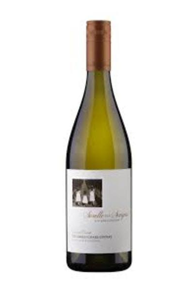 Donati Family Vyd Chardonnay Unoaked 2014