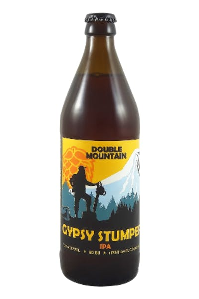Double Mountain Gypsy Stumper IPA