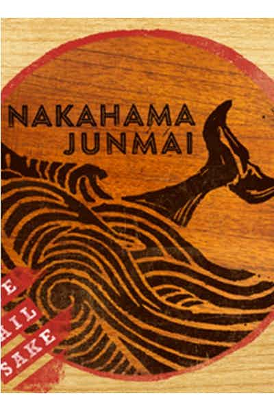 Dove Tail Nakahama Junmai Sake