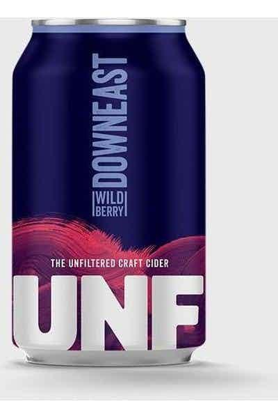 Downeast Wild Berry Cider