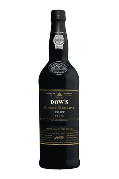 Dow's Finest Reserve