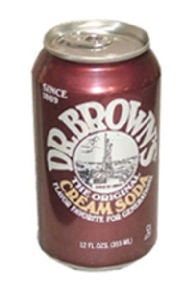 Dr. Brown's Cream Soda