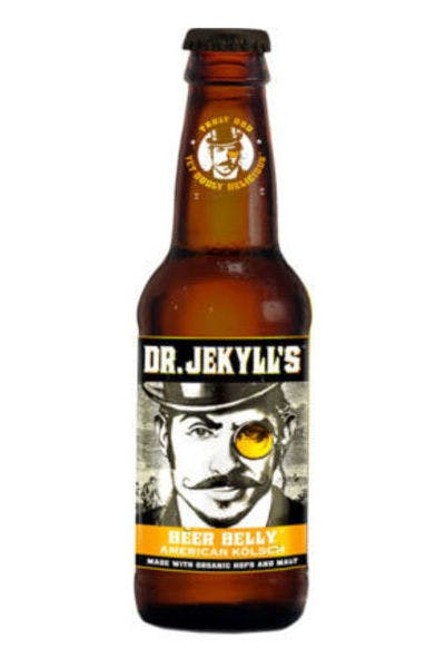 Dr Jekylls Beer Belly