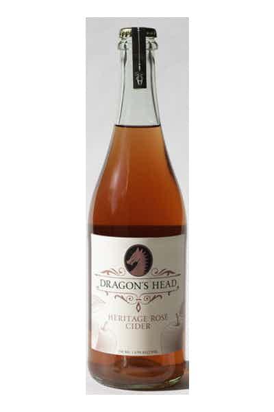 Dragon's Head Heritage Rosé Cider