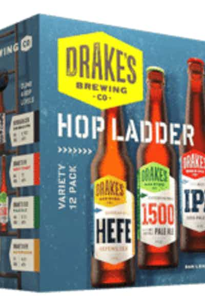 Drake's Brewing Hop Ladder Variety Pack
