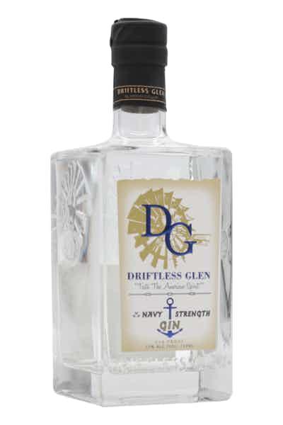 Driftless Glen Navy Strength Gin