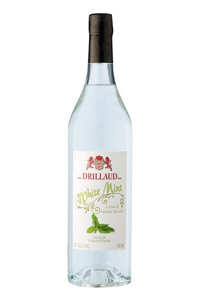 Drillaud Creme De Menthe Blanc