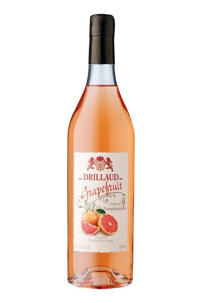 Drillaud Grapefruit Liqueur