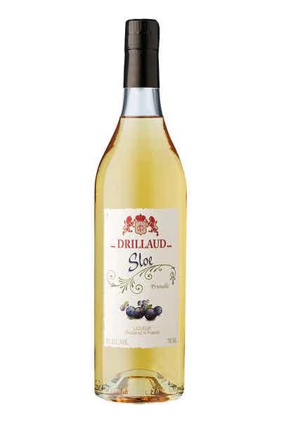 Drillaud Prunelle Sloe Liqueur