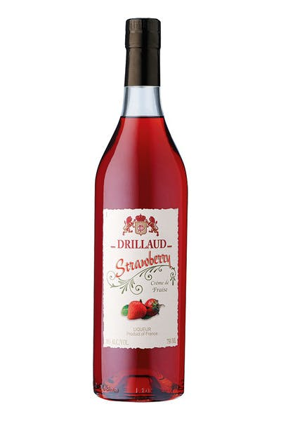 Drillaud Strawberry Liqueur