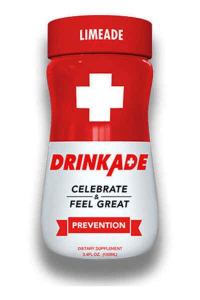 DrinkAde Prevention Limeade Hangover Prevention