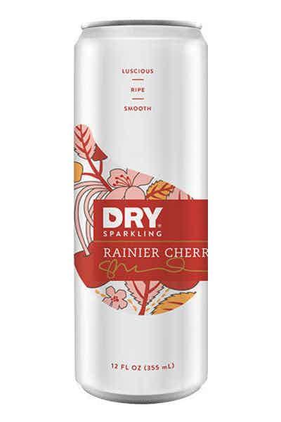 Dry Soda Rainier Cherry