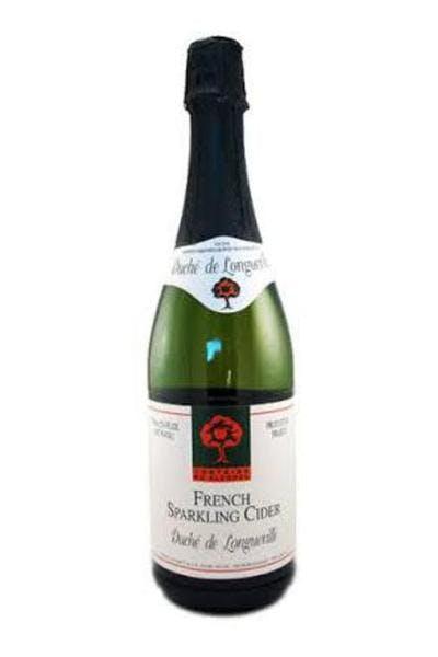 Duchee de Longueville Cider Apple Non-Alcoholic