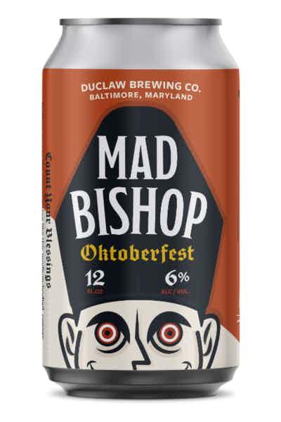 DuClaw Mad Bishop Oktoberfest