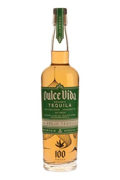 Dulce Vida Añejo Tequila Rocky Mountain Edition - 100 Proof