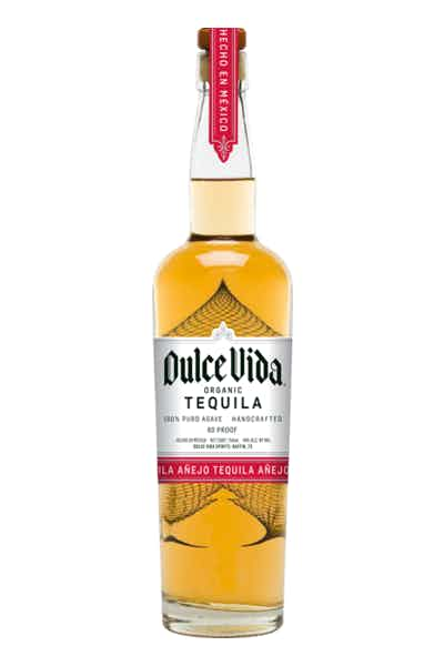 Dulce Vida Organic  Añejo Tequila