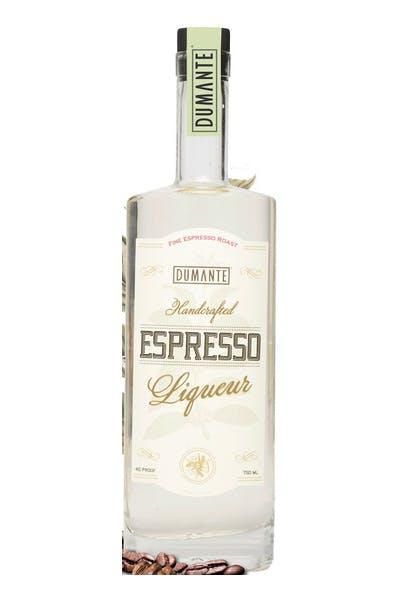 Dumante Handcrafted Espresso Liqueur