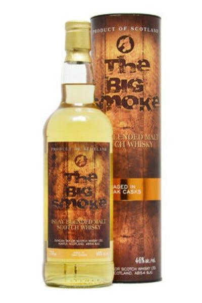 Duncan Taylor Big Smoke Scotch