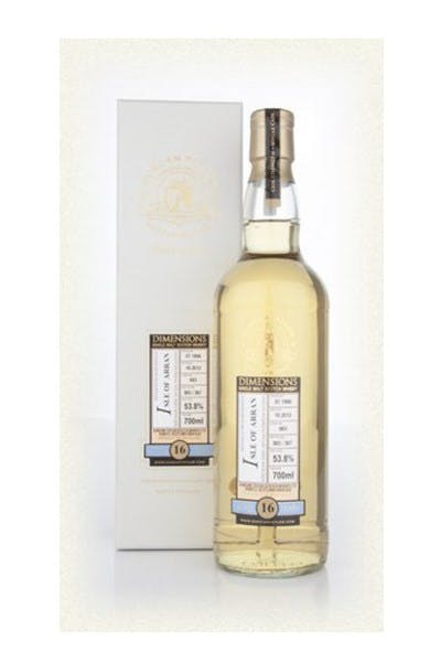 Duncan Taylor Single Malt Isle Of Arran 16 Year