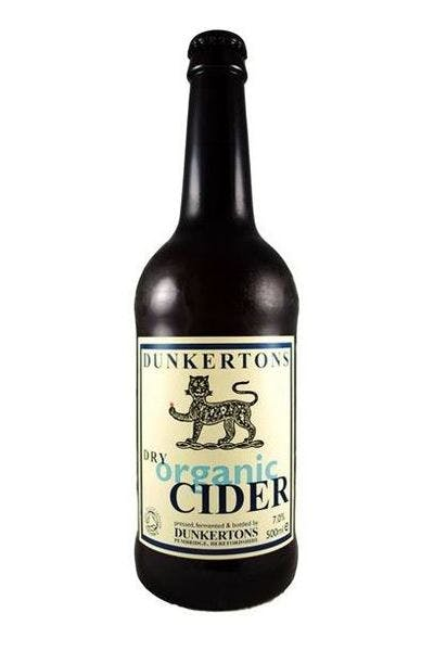 Dunkertons Dry Cider