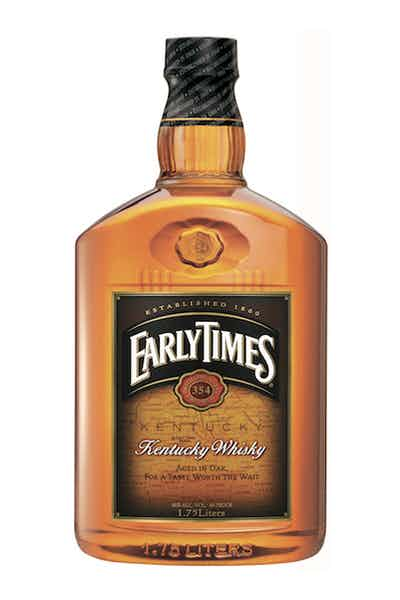 Early Times Kentucky Whiskey Low Proof