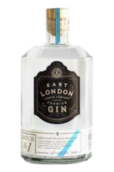 East London Liquor Company Premium Batch No.1 Gin