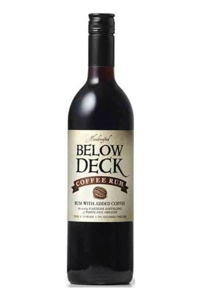 Eastside Distilling Below Deck Coffee Rum