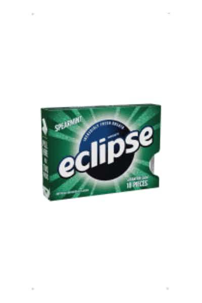 Eclipse Spearmint Sugar Free Gum
