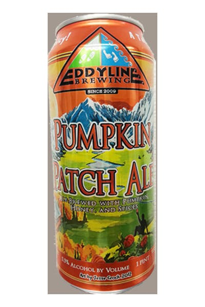 Eddyline Pumpkin Patch Ale