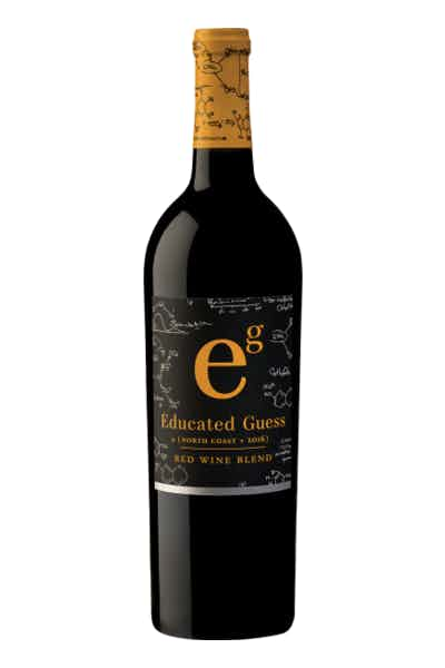 Educated Guess Red Blend