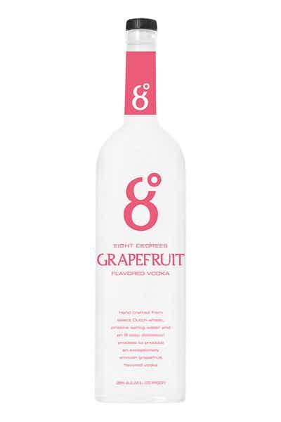 Eight Degrees Grapefruit Vodka