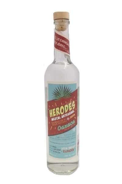 El Herodes Oaxaca Mezcal