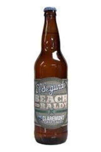 El Segundo Beach To Baldy IPA