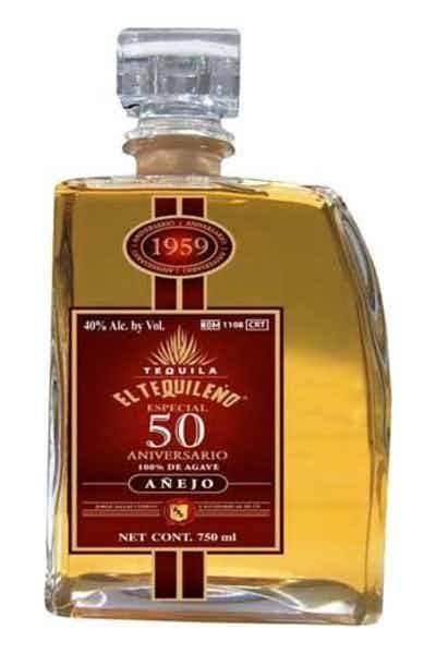 El Tequileno 'Especial 50 Aniversario' Anejo
