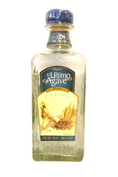 El Ultimo Tequila Blanco