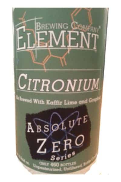 Element Citronium Absolute Zero Series